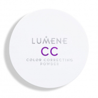 LUMENE - CC COLOR CORRECTING POWDER - Korygujaco-utrwalający puder do twarzy - 10 g