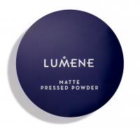 Lumene - MATTE PRESSED POWDER - Prasowany puder