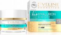 Eveline Cosmetics - Bio HYALURON EXPERT - Intensywnie regenerujący krem - koncentrat 70+ Dzień/Noc - 50 ml