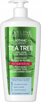 Eveline Cosmetics - BOTANIC EXPERT - Tea Tree Liquid Hand Soap - Nawilżające mydło w płynie - Antybakteryjne - 350 ml
