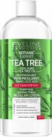 Eveline Cosmetics - BOTANIC EXPERT - Tea Tree Micellar Lotion - Antibacterial Micellar Water - 500 ml