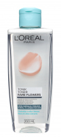 L'Oréal - RARE FLOWERS TONER - For normal and mixed skin