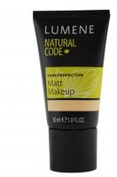 Lumene - Natural Code - Matte Makeup - Podkład matujący