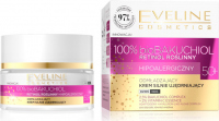 Eveline Cosmetics - 100% bioBACUCHIOL - Rejuvenating, strongly firming face cream 50+ Day / Night - 50 ml