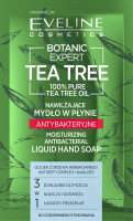 Eveline Cosmetics - BOTANIC EXPERT TEA TREE - Liquid Hand Soap - Moisturizing liquid soap - Antibacterial - 75 ml