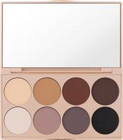 PAESE - Mattlicious Eyeshadow Palette - Palette of 8 matte eye shadows