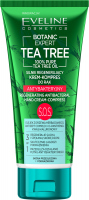 Eveline Cosmetics - BOTANIC EXPERT TEA TREE - HAND CREAM-COMPRESS - Regenerujący krem-kompres do rąk - Antybakteryjny - 100 ml