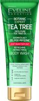 Eveline Cosmetics - BOTANIC EXPERT TEA TREE - BODY WASH - Refreshing shower gel - Antibacterial - 250 ml