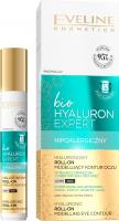 Eveline Cosmetics - Bio Hyaluron Expert - Hialuronowy roll on modelujący kontur oczu - Dzień / Noc - 15 ml