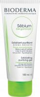 BIODERMA - Sebium Gel Gommant - Exfoliating Purifying Gel - Myjący żel złuszczający - Peeling do twarzy - 100 ml