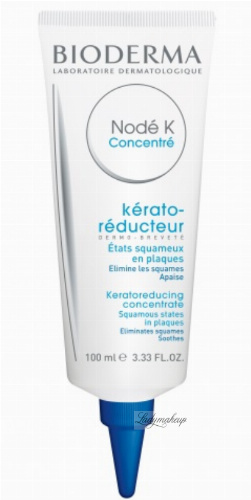 BIODERMA - Node K Concentre - Keratoreducting Concentrate - Exfoliating body and scalp emulsion - 100 ml