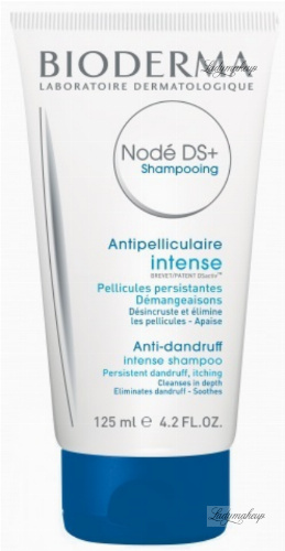 BIODERMA - Node DS+ Shampooing - Anti-dandruff Intense Shampoo - Szampon przeciwłupieżowy - 125 ml