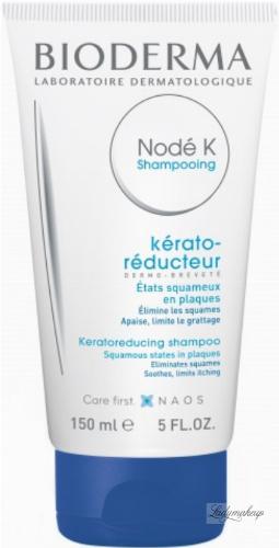 BIODERMA - Node K Shampooing - Keratoreducing Shampoo - Anti-dandruff and anti-itch shampoo - 150 ml