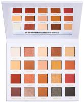 Scott Barnes - XOXO - Snatural No.1 Eyeshadow Palette - Paleta 20 cieni do powiek