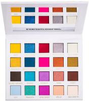 Scott Barnes - Color Bomb No. 1 Eyeshadow Palette - Palette of 20 eye pigments