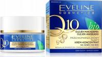 Eveline Cosmetics - Q10 Bio - Przeciwzmarszczkowy, tłusty krem koncentrat do cery suchej - Dzień / Noc - 50 ml