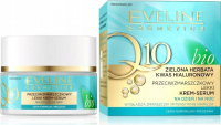 Eveline Cosmetics - Bio Q10 - Anti-wrinkle light face cream serum - Day / Night - 50 ml
