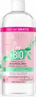Eveline Cosmetics - I'm Bio - Nawilżający płyn micelarny do twarzy, oczu i ust - 500 ml