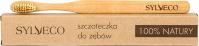SYLVECO - 100% Naturalna szczoteczka do zębów z bambusa