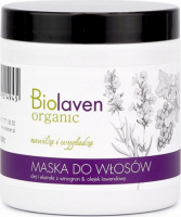 BIOLAVEN - Emollient-humectant grape hair mask - 250 ml
