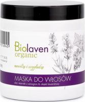 BIOLAVEN - Emolientowo-humektantowa maska winogronowa do włosów - 250 ml