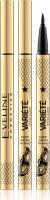 Eveline Cosmetics - Variete Eyeliner - Waterproof 24h eyeliner - Ultra Black
