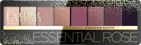 Eveline Cosmetics - Professional Eyeshadow Palette - Palette of 8 eyeshadows - 05 Essential Rose