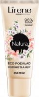 Lirene - Natura - Eco illuminating face foundation - 30 ml
