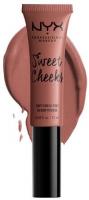 NYX Professional Makeup - Sweet Cheeks - Soft Cheek Tint - Kremowy róż do policzków - 12 ml