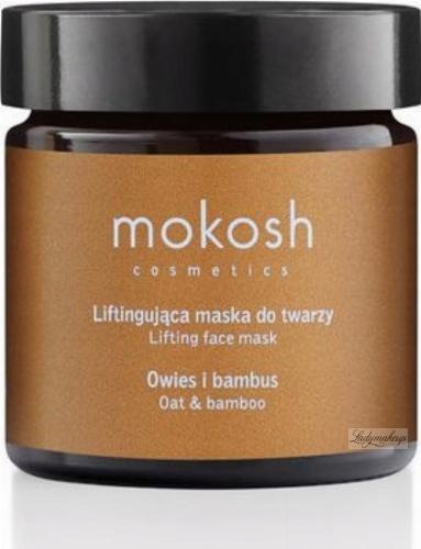 MOKOSH - Lifting Face Mask - Liftingująca maska do twarzy - Owies i Bambus - 60 ml
