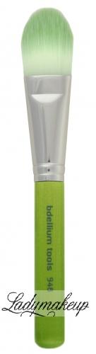Bdellium tools - Green Bambu Series - Foundation - Pędzel do podkładu - 948B