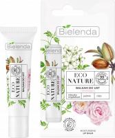 Bielenda - ECO NATURE - MOISTURIZING LIP BALM - Nawilżający balsam do ust - 10 g