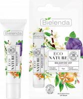 Bielenda - ECO NATURE - REGENERATING LIP BALM - Regenerating lip balm - 10 g