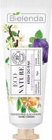 Bielenda - Eco Nature - Regenerating & Nourishing Hand Cream - Regenerating and nourishing hand cream - 50 ml