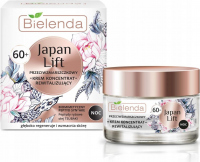 Bielenda - Japan Lift - Anti-wrinkle revitalizing face cream / concentrate - Night - 60+ - 50ml
