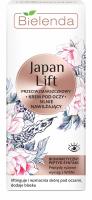 Bielenda - Japan Lift - Przeciwzmarszczkowy krem pod oczy - 15 ml