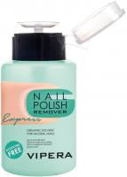 VIPERA - Nail Polish Remover Express - Acetone-free nail polish remover - Grape - 175 ml