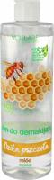 VOLLARE - Dzika Pszczoła - Naturalny płyn do demakijażu twarzy i oczu - 400 ml