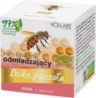 VOLLARE - Wild Bee - Natural, rejuvenating face cream - 50 ml