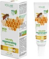 VOLLARE - Wild Bee - Natural, regenerating eye cream - 15 ml