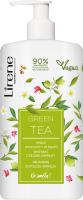 Lirene - Gentle shower and bath soap - Green Tea - 500 ml