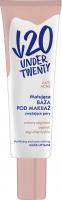 UNDER TWENTY - ANTI ACNE - Mattifying and Pore Refinishing Make-Up Base - Matująca baza pod makijaż zwężająca pory - 30 ml
