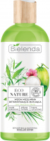Bielenda - ECO NATURE - DETOXIFYING & MATTIFYING MICELLAR WATER - Detoxifying and mattifying micellar water (combination and oily skin) - 500 ml