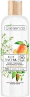 Bielenda - ECO NATURE - MOISTURIZING & SOOTHING TONING WATER - Moisturizing and soothing toning water (dry and dehydrated skin) - 200 ml