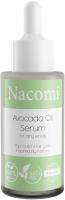 Nacomi - Avocado Oil Serum - Hair serum with avocado oil - 40 ml