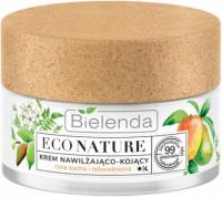 Bielenda - ECO NATURE - MOISTURIZING & SOOTHING FACE CREAM - Moisturizing and soothing face cream (dry and dehydrated skin) - 50 ml