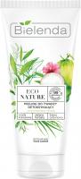 Bielenda - ECO NATURE - DETOXIFYING FACE SCRUB - Detoksykujący peeling do twarzy (cera mieszana i tłusta) - 150 g