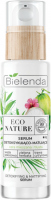Bielenda - ECO NATURE - DETOXIFYING & MATTIFYING SERUM - Detoxifying and matting serum (combination and oily skin) - 30 ml
