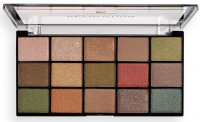 MAKEUP REVOLUTION - RELOADED - SHADOW PALETTE - Palette of 15 eyeshadows - EMPIRE