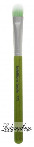 Bdellium tools - Green Bambu - Duet Fiber Shader - Pędzel do cieni - 775B